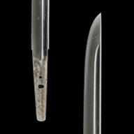 8. 短刀(無銘)